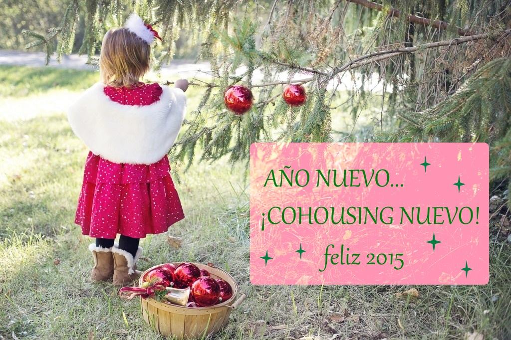 Feliz cohousing nuevo en 2015